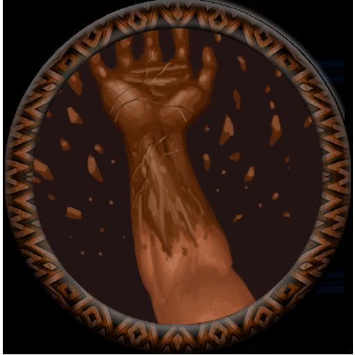 Armor of Stone Shards image
