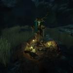 Wraithrim: A scarecrow
