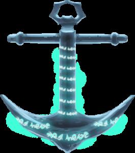 Fine Runic Anchor